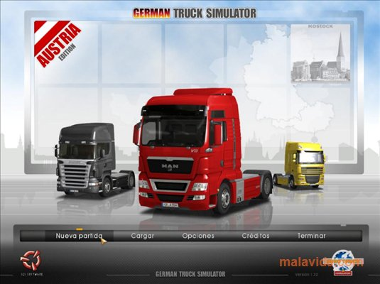 دانلود سیو German Truck Simulator