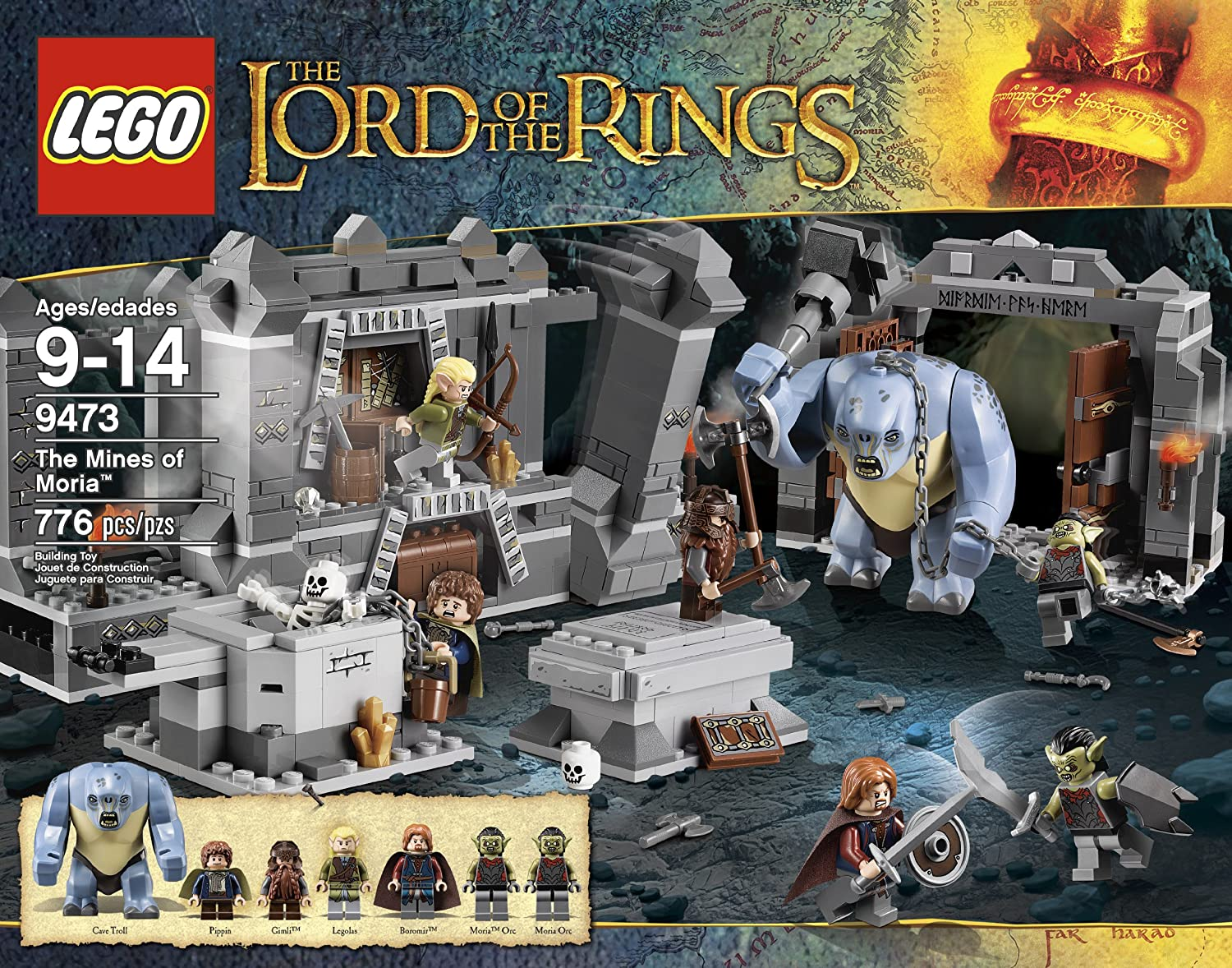 دانلود سیو Lego Lord of the Rings
